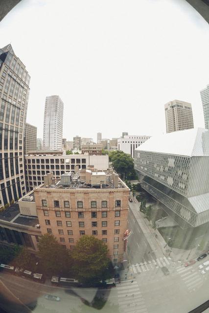 View Hotel Monaco Seattle