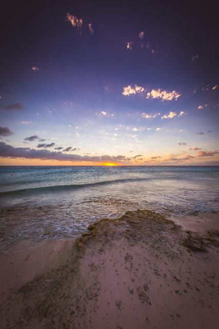 Atlantis kite beach sunset