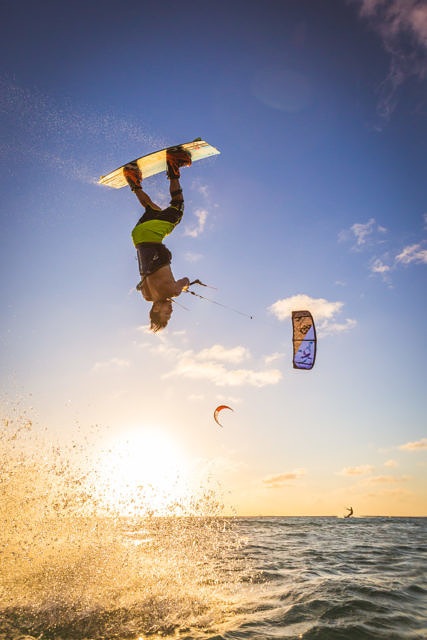 Youri Zoon at Atlantis kitebeach