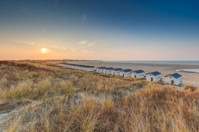 Veersedam beach
