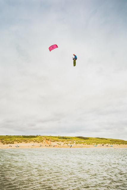 Lasse Walker at Maasvlakte 2