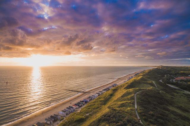 Dishoek sunset
