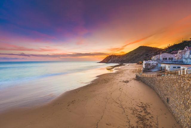 Burgau, Algarve