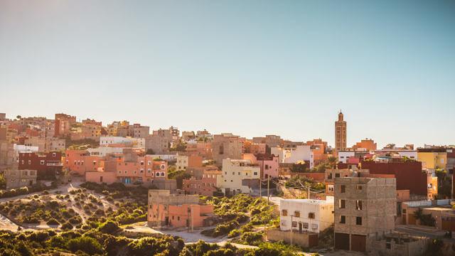 Tamraght Morocco