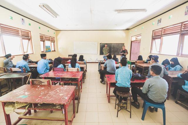 Sumbawa local school