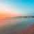 Oosterschelde kering sunset