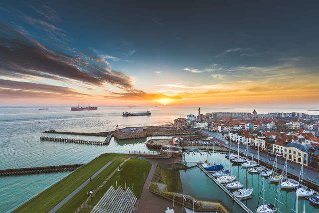 Vlissingen overview