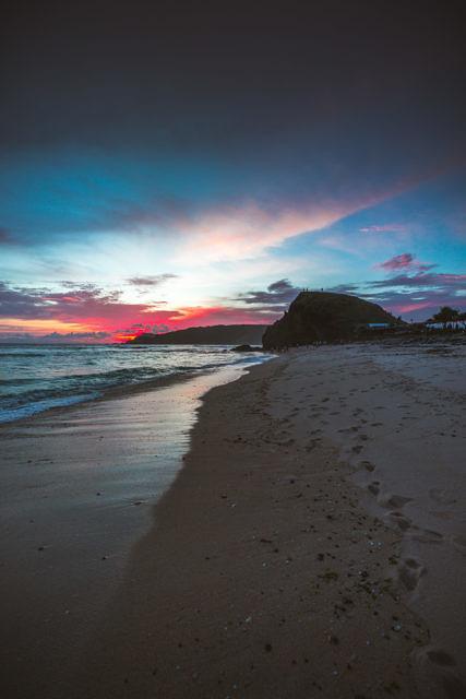 Segar beach, Lombok