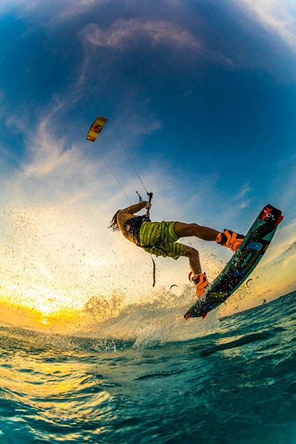 Atlantis kite beach kitesurfing