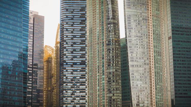 Singapore high rise