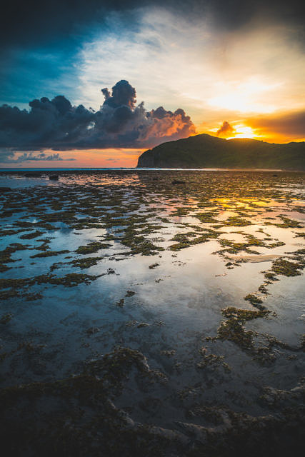 Yoyo Sumbawa sunset