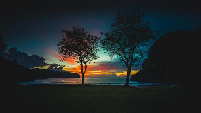 Sumbawa sunset