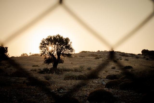 Milatos hill