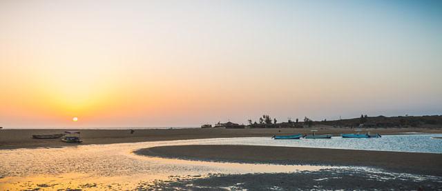 Senegal sunset