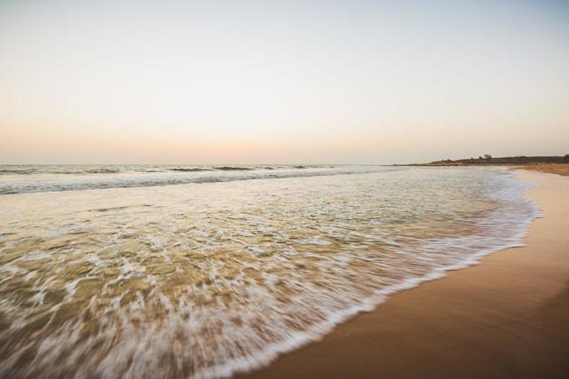 Senegal waves