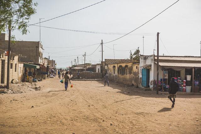 Senegal village