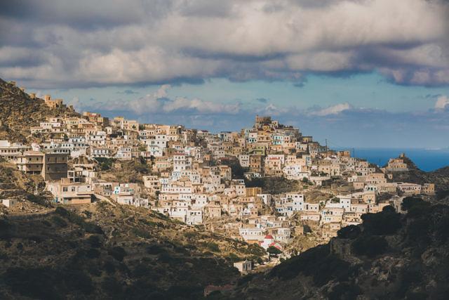 Olympos, Karpathos