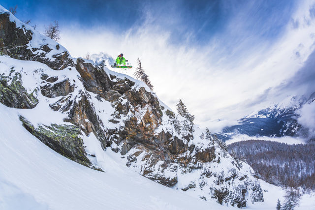 Sainte Foy freeriding