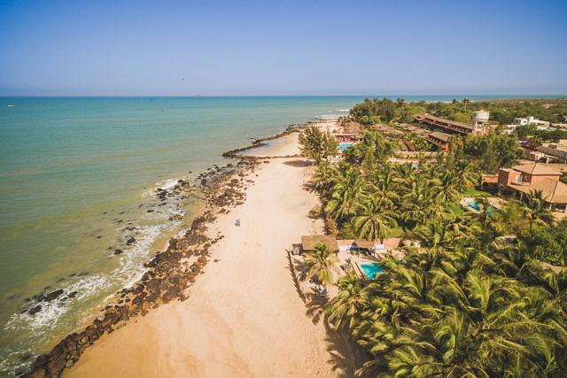 Senegal resort