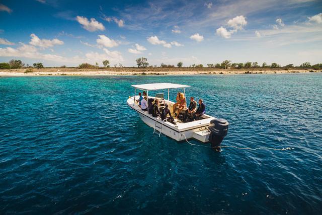 Klein Bonaire diving