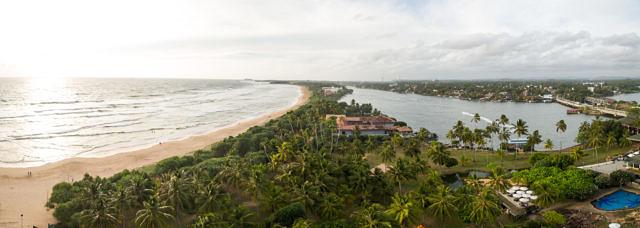 West Sri Lanka beach
