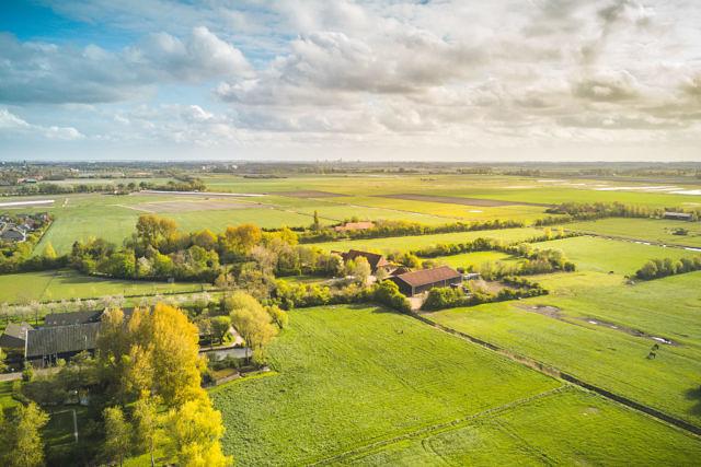Sint Laurens landscape