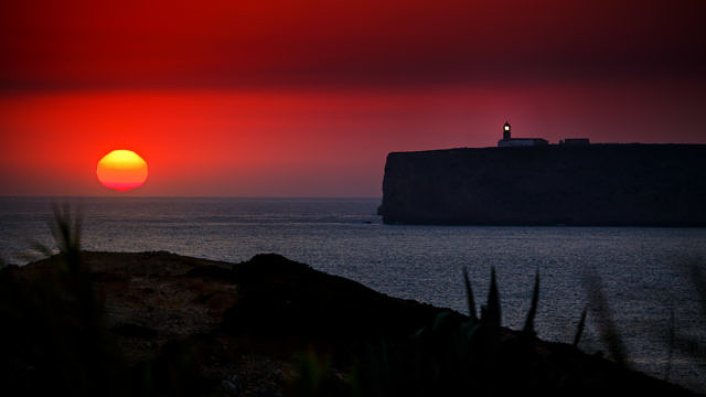 Sagres sunset, Portugal