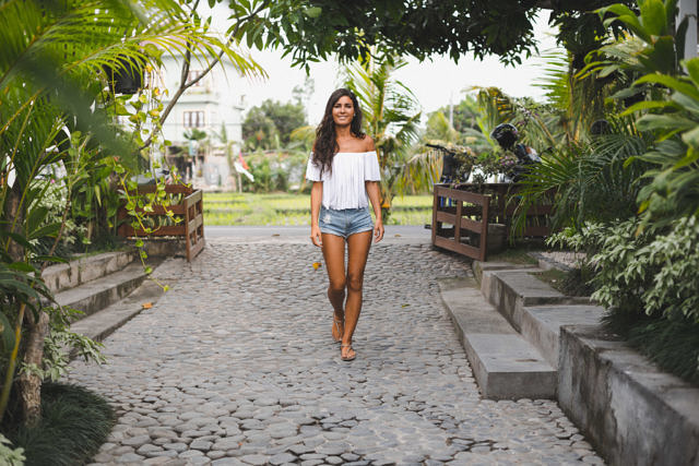 Megan at Canggu