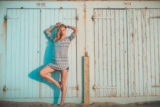 Celine Seeberger lifestyle shoot