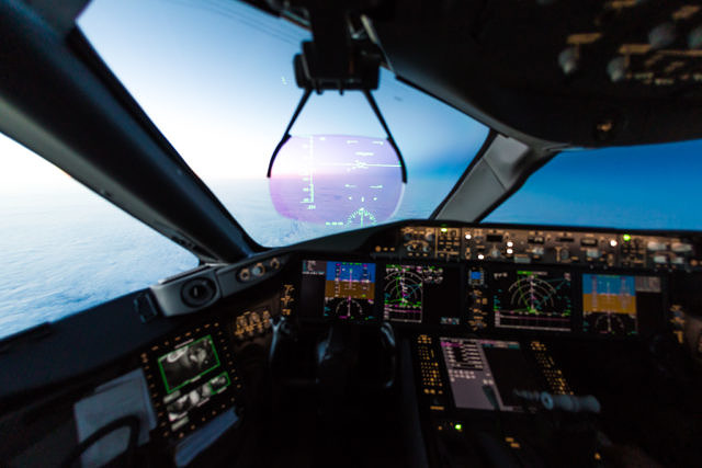 First Dutch 787 Dreamliner TUI Seattle