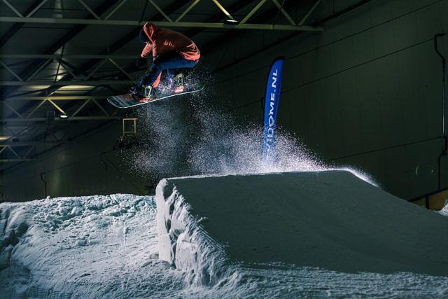 Skidome Freestyle night