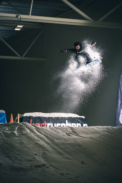 Skidome Freestyle night