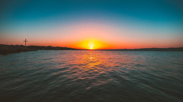 Nessebar / Sunny Beach sunset