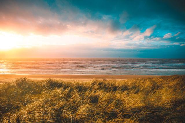Castricum aan Zee sunsets.