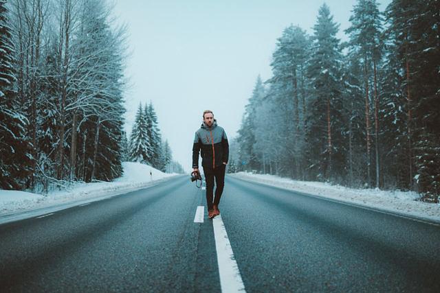 Sweden in winter