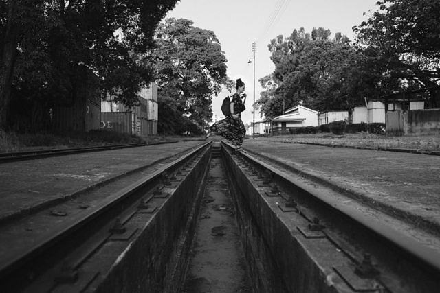Kenya - Mombasa, the old railway