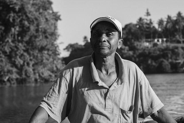 Kenya - Mombasa, our guide through the mangroves