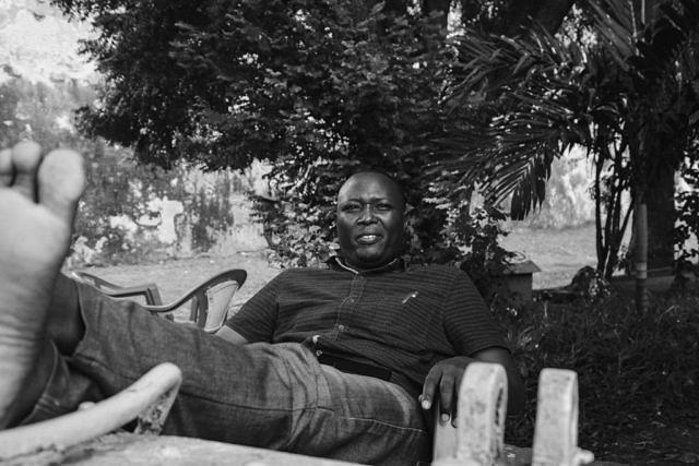 Kenya - Mombasa, chilling out