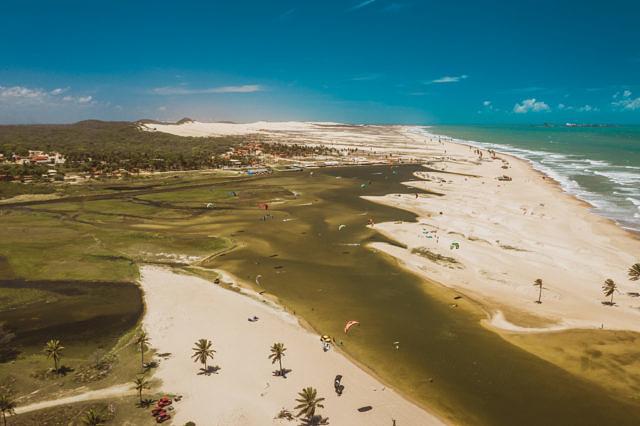 Cumbuco Brazil - Cauipe