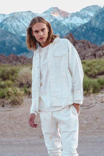Fashion shoot USA