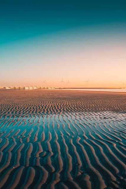 Westenschouwen sunset